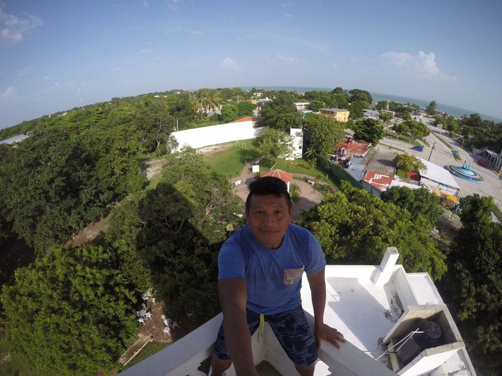 Faro-Isla Aguada- Campeche-