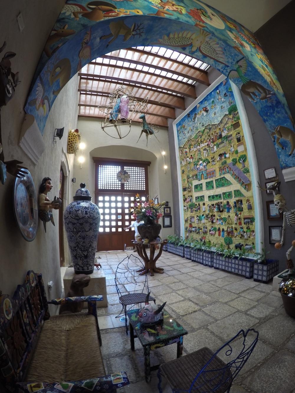 Casa de los Venados-Yucatán-México