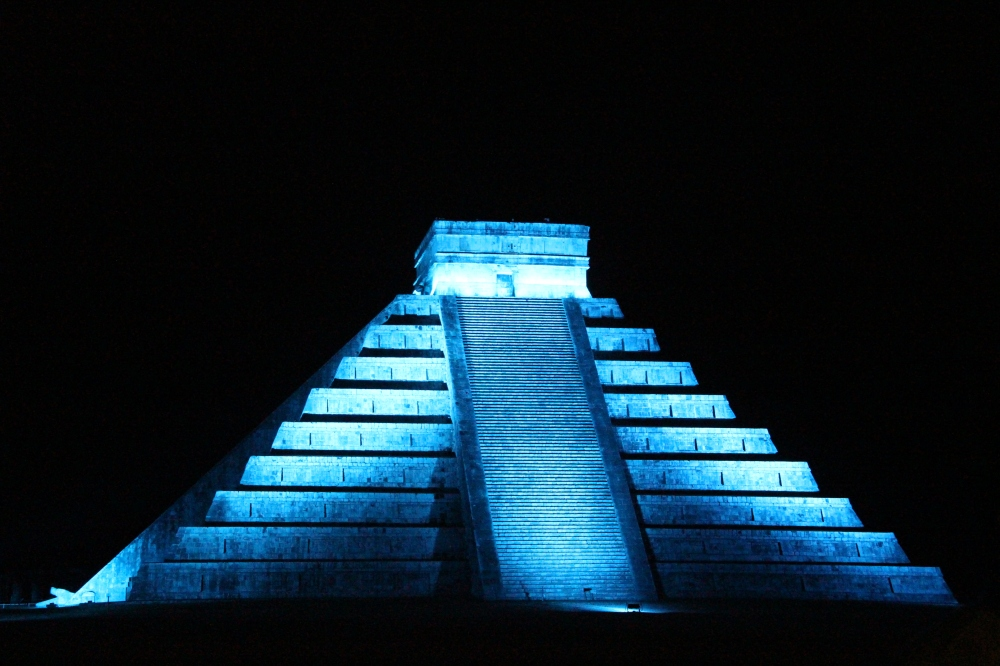 Chichen Itza- PptoTravel- Yucatán