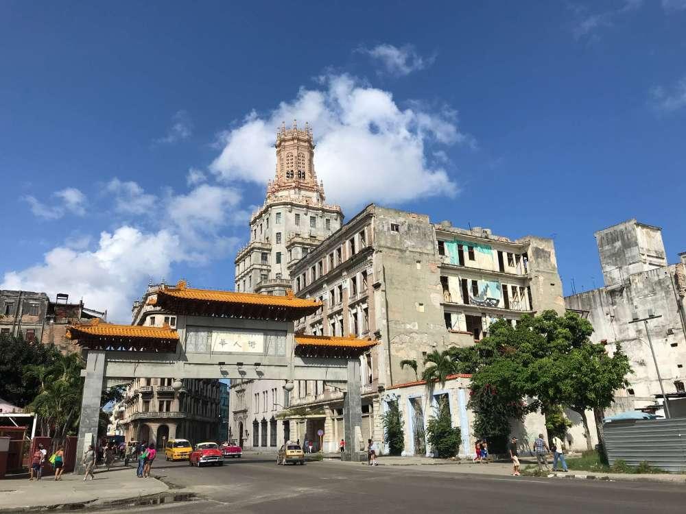 PptoTravel - Habana - ChinaTown