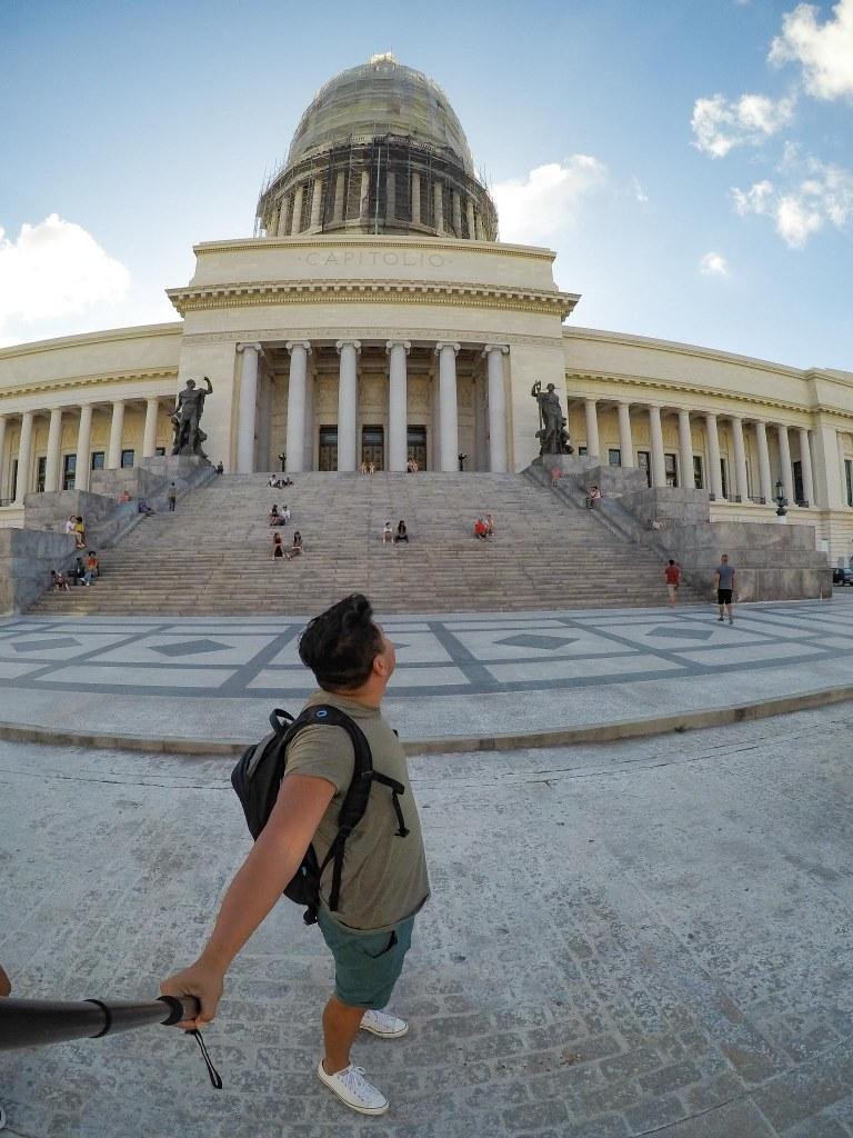 PptoTravel - El Capitolio - Cuba