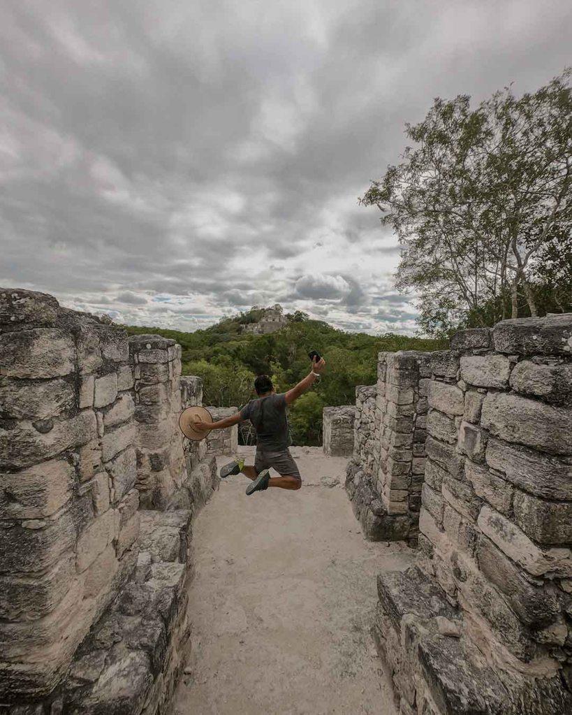 Xpujil: El Mundo Maya escondido en Campeche